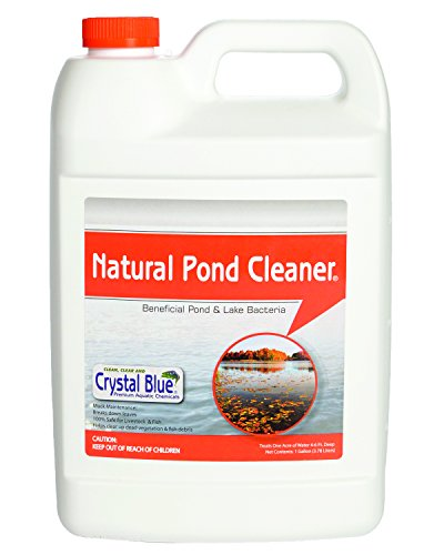 Pond Cleaner - Muck and Sludge Remover, Safe for Koi - 1 Gallon ()