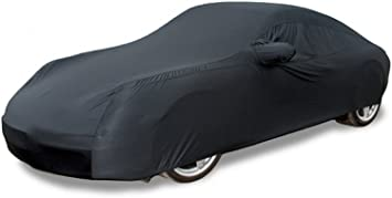 Soft Indoor Car Cover Autoabdeckung Mit Spiegeltaschen Für Mercedes Benz Slk R 172 Auto