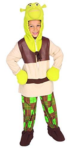 [Shrek Child's Deluxe Costume, Shrek Costume] (Shrek Deluxe Childrens Costumes)