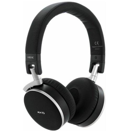 Akg Noise Canceling Headphones - AKG K-495NC Noise-Cancelling Headphones