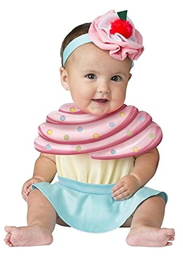 Fun World Mommy and me Cupcake Toddler Halloween Costume (12-18 (Halloween Cupcake Costume Baby)