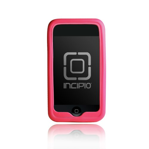 Touch 3g Silicone (Incipio Honu Silicone Case for iPod touch 2G, 3G (Magenta/Turquoise))