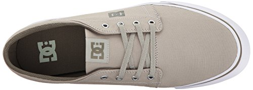 DC Low Sneakers Trase Shoes Top Tx Men's Limestone qn71OwUqW