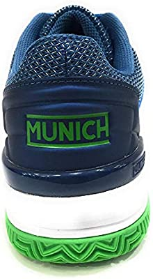 MUNICH, Zapatillas de Deporte Unisex Adulto, Blanco (4032003 ...