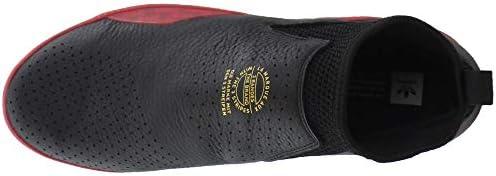 adidas 3ST.002 Nakel Skate Shoes Black Scarlet