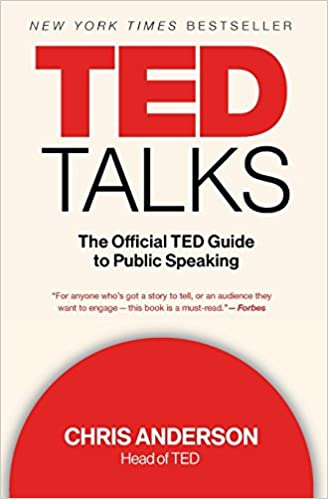 ted presentation book