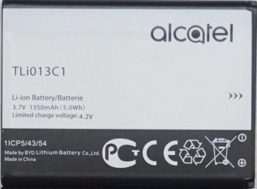 OEM Alcatel Battery 3.7V 1350mAh (Alcatel Flip Phone)