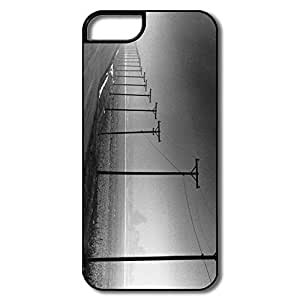 Ideal Telegraph Poles Case For IPhone 5/5s