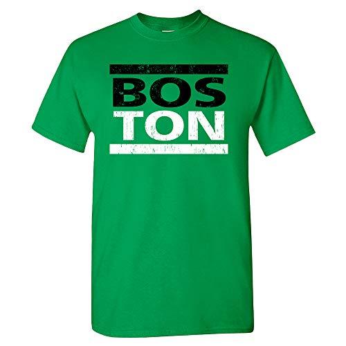 Xtreme Apparrel Run Boston Fan Shirt (S)