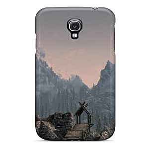 AyI16260eYaA ZhiqiangYao Skyrim The Whiterun Mountains Feeling Galaxy S4 On Your Style Birthday Gift Covers Cases