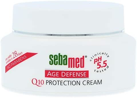 Sebamed Q10 Age Defense Face Cream, 1.69 Fluid Ounce