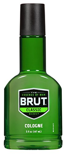 Brut Classic Scent Cologne 5 Ounce (145ml) (3 Pack) ()