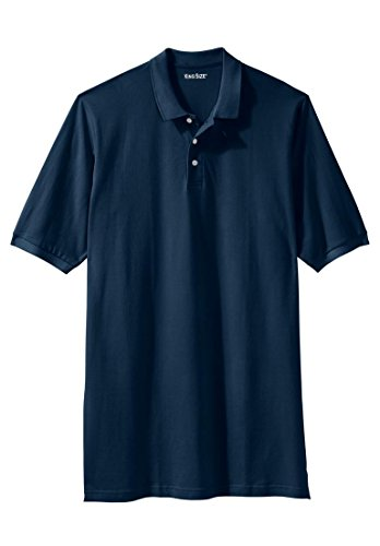Kingsize Mens Longer Length Pique