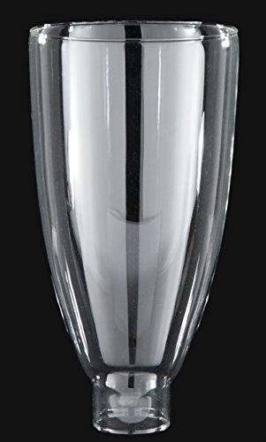 B&P Lamp Clear Colonial Lamp Shade (8 1/2