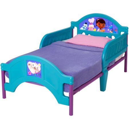 Disney Doc McStuffins Toddler Bed