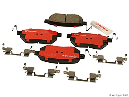 Brembo Brake Pads >> Amazon Com Brembo Disc Brake Pad Automotive