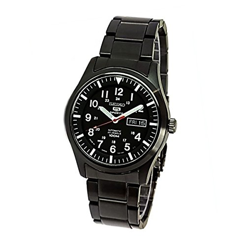 SEIKO 5 SPORTS SNZG17J1 Automatic Made in Japan Men's Watch ()