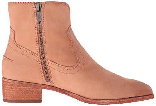 Botas Oiled las corto Frye Ray Soft de costura Leather para Camel 75884 mujeres dfvqTZw