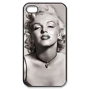 Marilyn Monroe Custom iPhone for iPhone 5 5s protective Durable case Kimberly Kurzendoerfer
