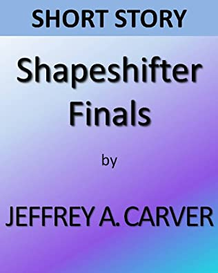 book cover of Shapeshifter Finals