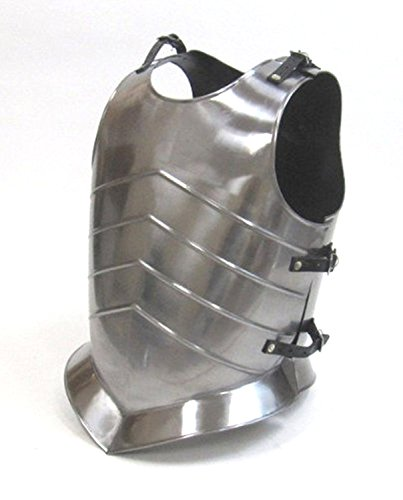 Medieval Steel Breastplate Wearable Costume (Costume Breastplate Armor)