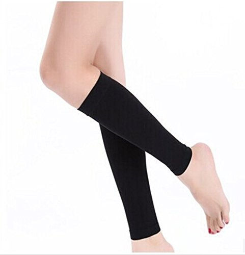 Natuworld Beauty Calf Elastic Stretch breathable Below Kn...