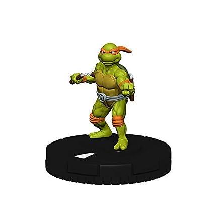 Amazon.com: Heroclix Teenage Mutant Ninja Turtles Shredders ...