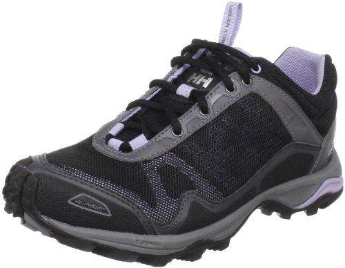 Helly Hansen Women's Pace Trail Shoe,Black/Mid Grey,6 M US