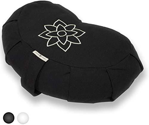 Mindful Modern Meditation Cushion Crescent product image