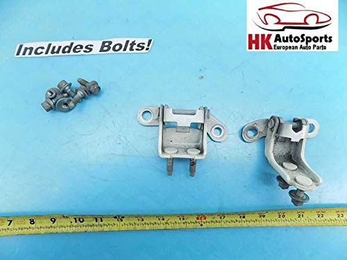 - Upper and Lower Door Hinges Pair Rear Right Passenger Side Acura TSX 04-06