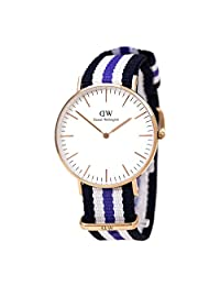 Daniel Wellington Women's 0509DW Analog Display Japanese Quartz Multi-Color Watch