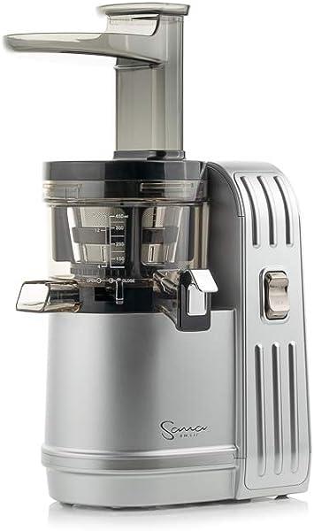 Sana Euj 828 Vertical Slow Juicer in Silver for sale | eBay