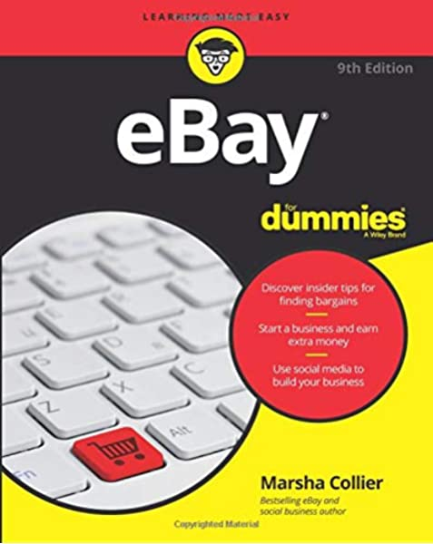 Ebay For Dummies 9e Collier Marsha 9781119260196 Amazon Com Books