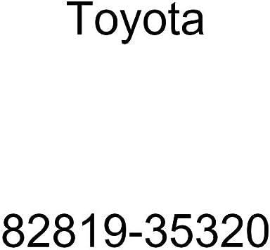 Amazon Com Toyota 82819 35320 Wiring Harness Grommet Automotive