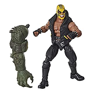Hasbro Marvel Legends Series Gamerverse 6-inch Collectible Marvel's Rage Action Figure Toy, Ages 4 and Up