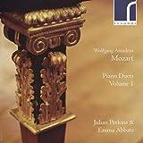 Wolfgang Amadeus Mozart: Piano Duets Vol 1