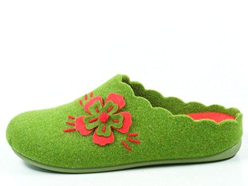 Manitu Hjemme Damer-mule Grønn Grønn 320524-7