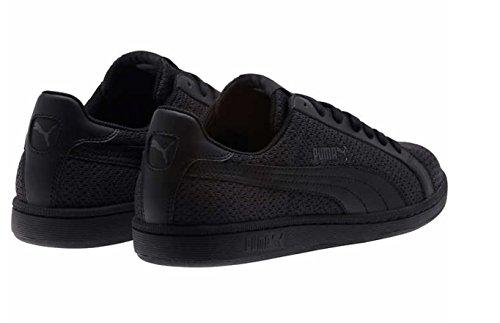 Sneakers Uomo Sneakers In Pelle Nera