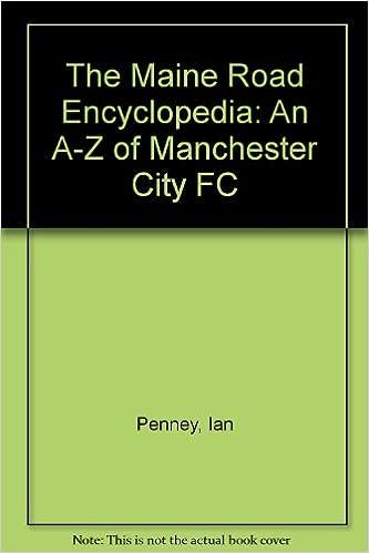 Maine Road Encyclopedia