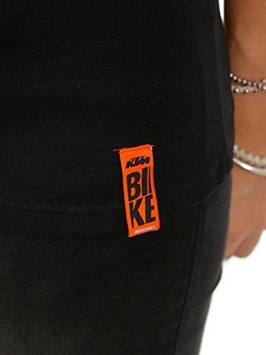 Ktm Damen Poloshirt Factory Lady Team Schwarz (Xs , Schwarz)