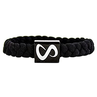 Electric Family Men's Artist DJ Snake Bracelet Black