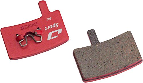 Jagwire Mountain Sport Disc Brake Pads Hayes Stroker Trail/Carbon/Gram