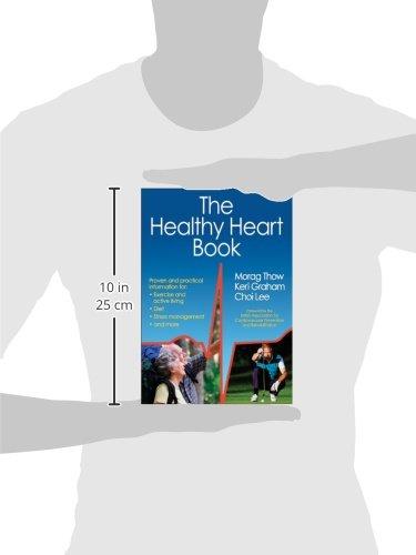 5e7cef88518 The Healthy Heart Book  Amazon.co.uk  Morag Thow