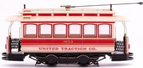 - On30 Spectrum Street Car, United by Bachmann Trains