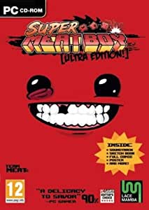 Super Meat Boy - Ultra Edition (PC CD) [Importación inglesa]