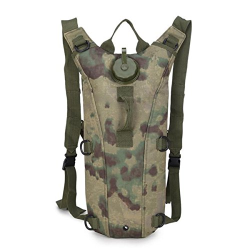 Hydration Backpack Packs With 3L Water Bladder Outdoor Climbing Hiking Cycling Bag Pack Style2 F