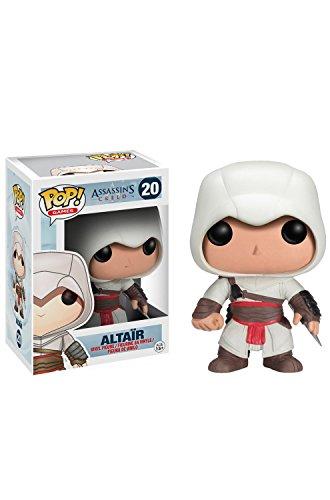 Funko Pop: Games: Assassin's Creed - Altair Vinyl Figure + FUNKO PROTECTIVE CASE