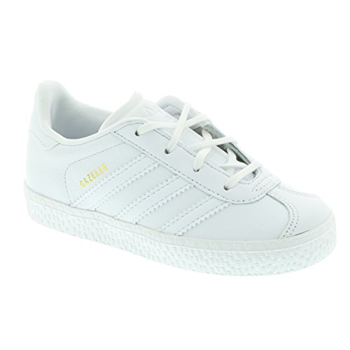 Adidas Gazelle I–Sneaker deportivaspara Kinder, Weiß–