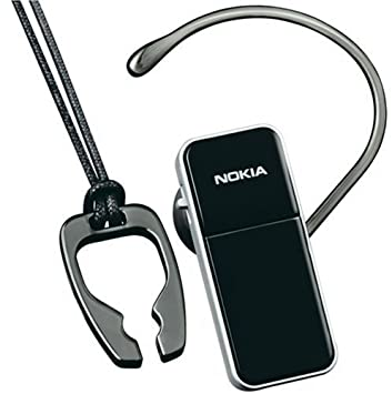 nokia bh 700 bluetooth headset black amazon co uk electronics rh amazon co uk Nokia Bluetooth Headphones 2 Nokia Bluetooth Clip