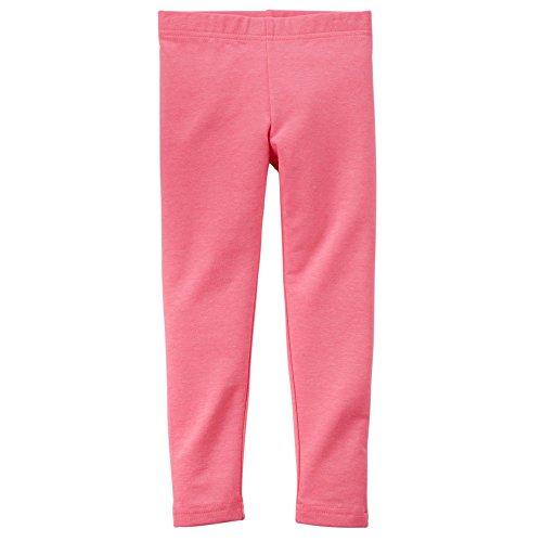 Girls Pink Ribbed - 8